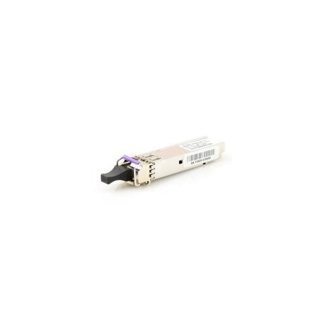 Compatible 1000BASE-BX SFP 1490nm-TX/1550nm-RX 80km DOM Transceiver