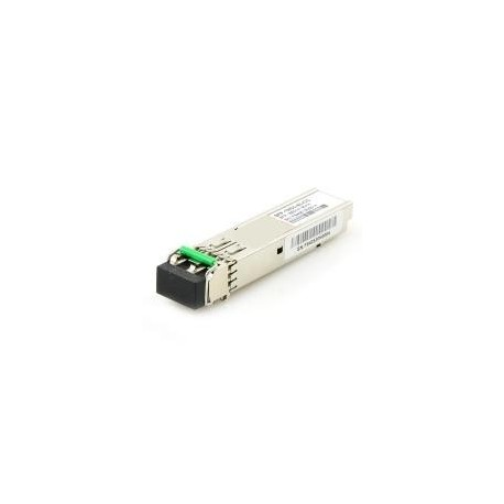 Alcatel-Lucent SFP-GIG-53CWD60 Compatible 1000BASE-CWDM SFP 1530nm 70km DOM Transceiver