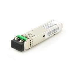 Alcatel-Lucent 3HE00047AA Compatible OC-48/STM-16 IR-2 SFP 1550nm 40km DOM Transceiver